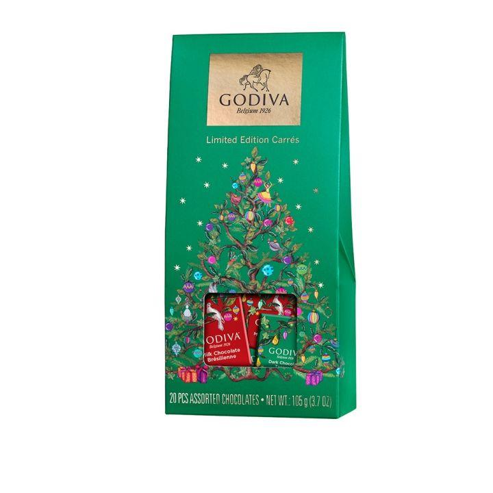 GodivaGodiva 《聖誕限定》聖誕片裝巧克力禮盒