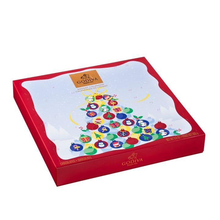 GodivaGodiva 《聖誕限定》倒數聖誕巧克力禮盒