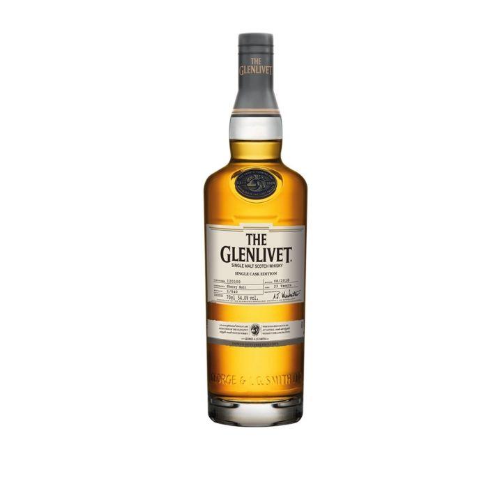 The Glenlivet格蘭利威 23年單桶單一麥芽威士忌