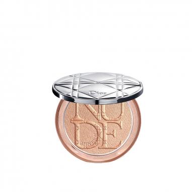Dior迪奧 輕透光燦礦物蜜粉餅