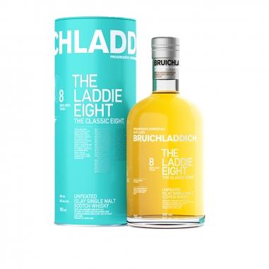 Bruichladdich布萊迪 萊迪八年單一純麥蘇格蘭威士忌