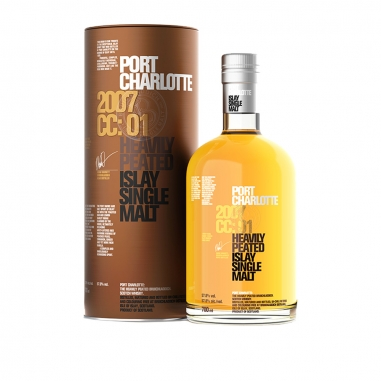 Bruichladdich布萊迪 波夏2007單一純麥蘇格蘭威士忌