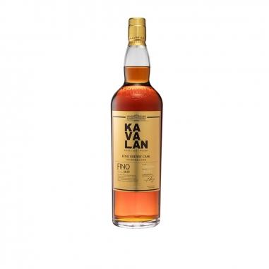 KAVALAN 噶瑪蘭 經典獨奏FINO雪莉桶威士忌原酒