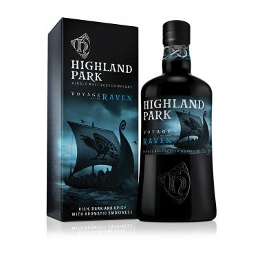 Highland Park高原騎士 Raven奧丁之眼威士忌