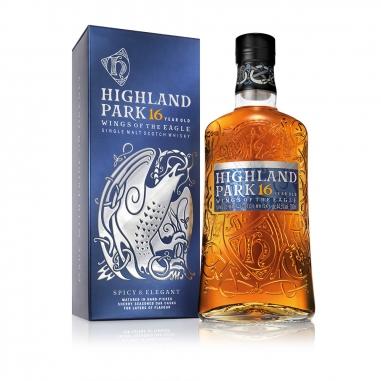 Highland Park高原騎士 雄鷹威士忌
