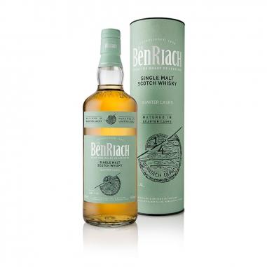 Benriach班瑞克 單一麥芽蘇格蘭威士忌-1/4桶經典