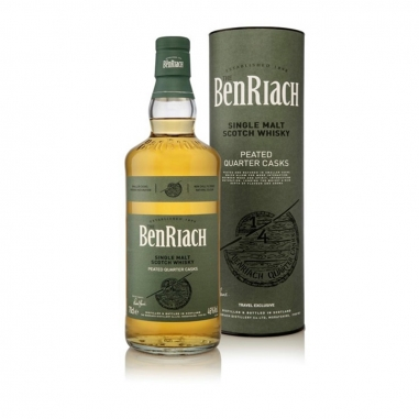 Benriach班瑞克 單一麥芽蘇格蘭威士忌-泥煤煙燻