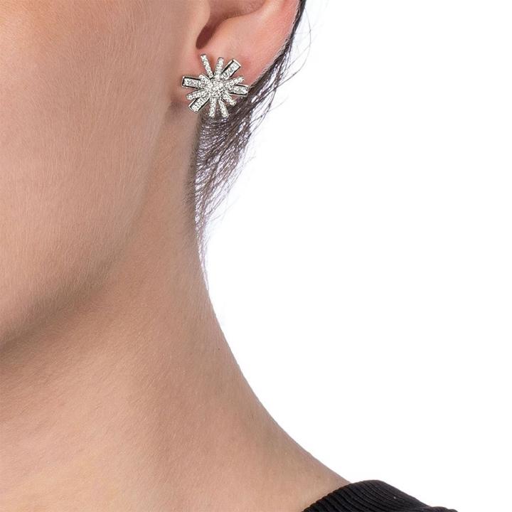STAR FLOWER EarringsSTAR FLOWER耳環