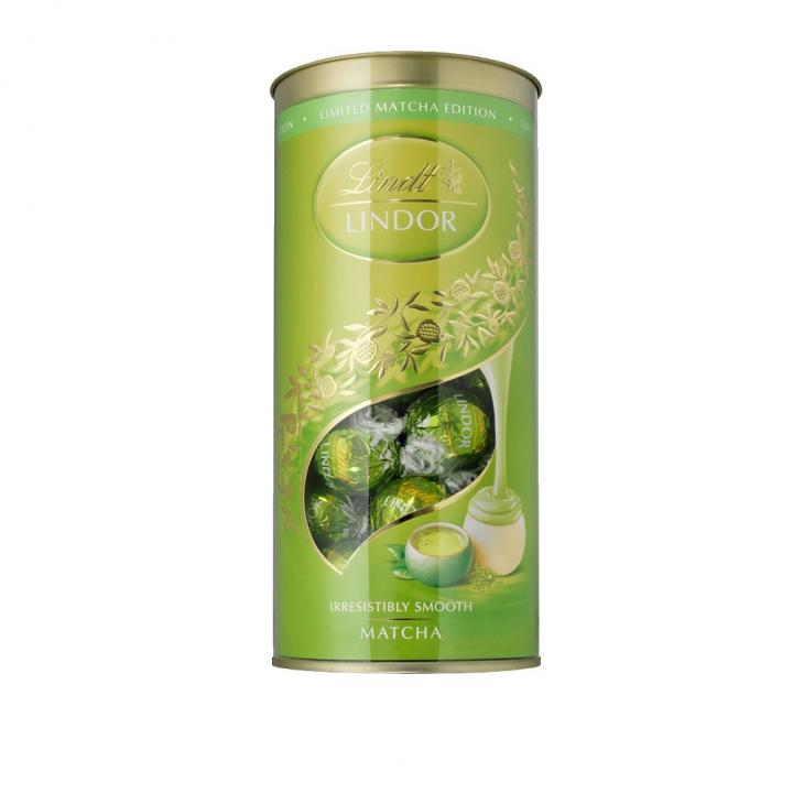 Lindor Matcha Limited Edition抹茶巧克力球限量版