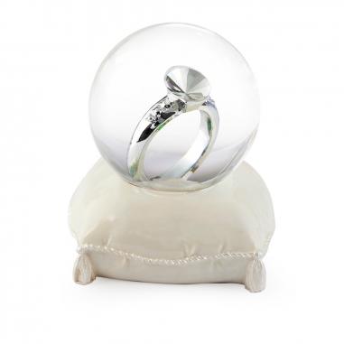 JARLL ART讚爾藝術 戒指結婚水晶球
