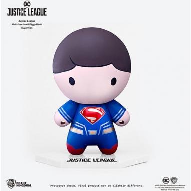 Beast Kingdom野獸國 DC正義聯盟多功能公仔-超人SUPERMAN