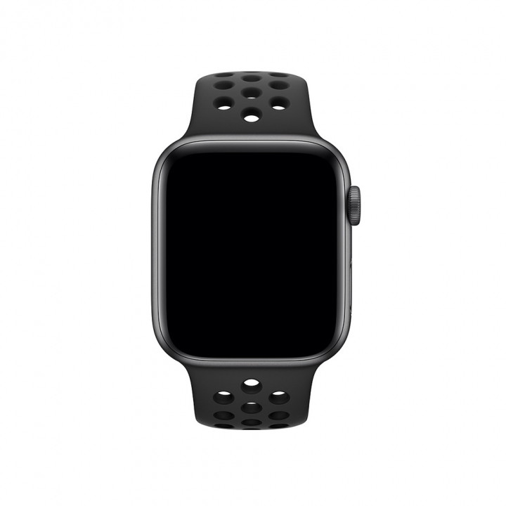 Apple Watch Series 4 Nike+ Pure Anthracite and Black band(GPS + Cellular)Apple Watch Series4 Nike+ 太空灰色鋁金屬錶殼-灰配黑色44mm(GPS+行動網路)