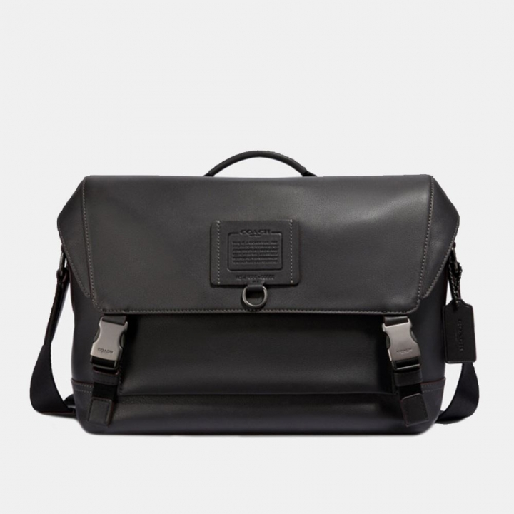 RIVINGTON BIKE BAG IN SOFT GRAIN LEATHERRIVINGTON BIKE BAG斜背包