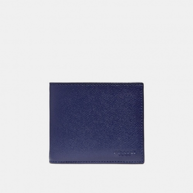 Coach蔻馳(精品) COMPACT ID WALLET短夾