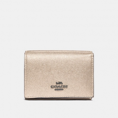 Coach蔻馳(精品) SMALL FLAP WALLET短夾