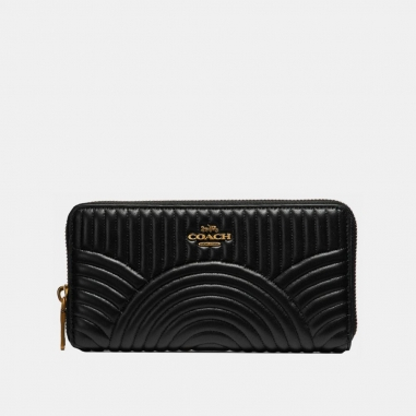 Coach蔻馳(精品) ACCORDION WALLET長夾