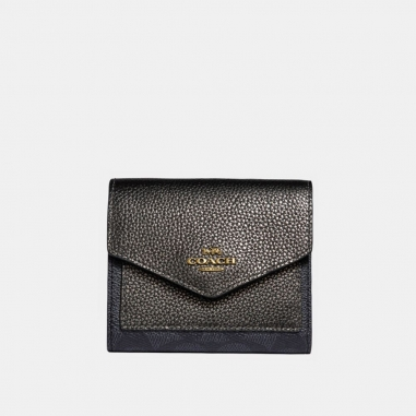 Coach蔻馳(精品) SMALL WALLET短夾