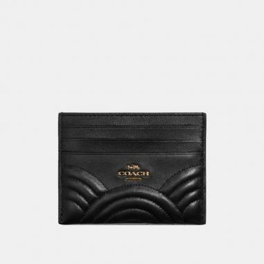 Coach蔻馳(精品) FLAT CARD CASE卡夾