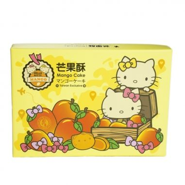 Hello KittyHello Kitty 旅行Kitty好姐妹芒果酥