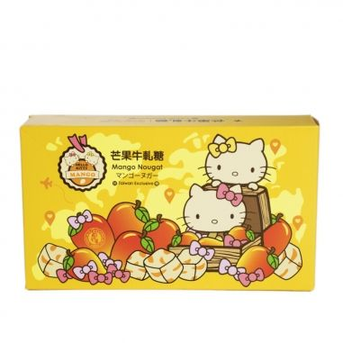 Hello KittyHello Kitty 旅行Kitty好姐妹芒果牛軋糖