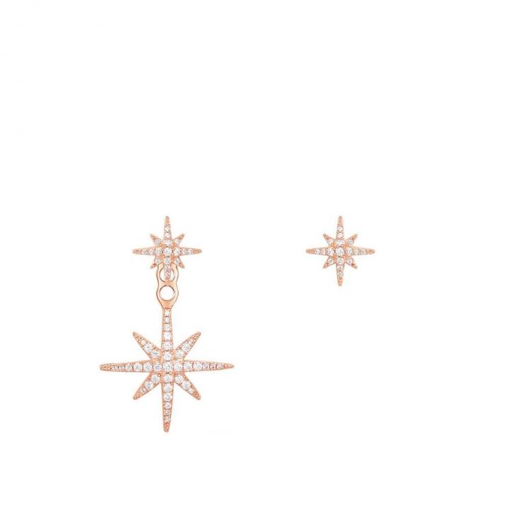 METEORITES ROSE EARRINGSMETEORITES ROSE耳環
