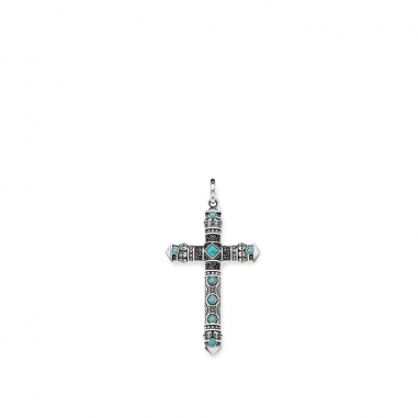 Thomas SaboThomas Sabo ETHNIC CROSS吊墜