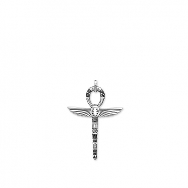 Thomas SaboThomas Sabo CROSS OF LIFE ANKH WITH SCARAB吊墜