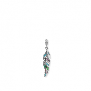 Thomas SaboThomas Sabo ETHNIC FEATHER吊墜