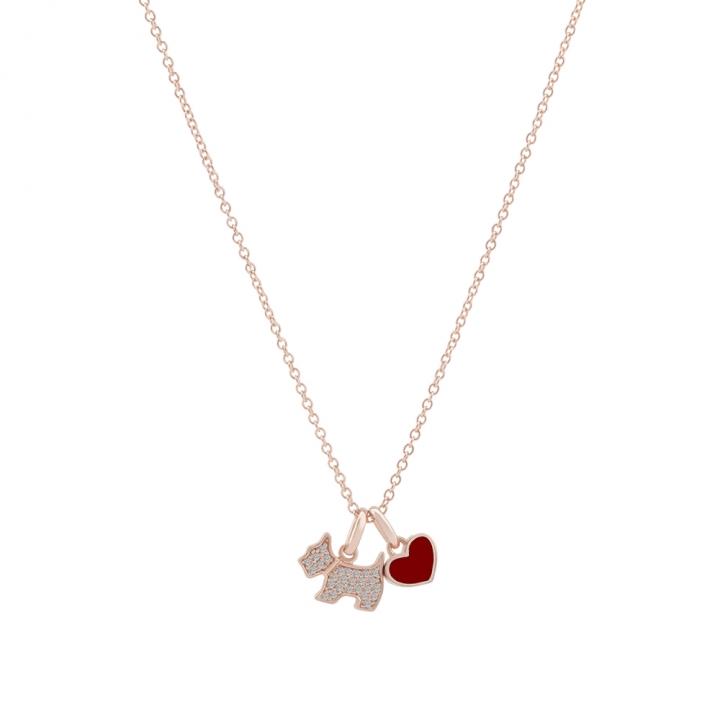 Scottie Heart NecklaceScottie Heart玫瑰金項鍊