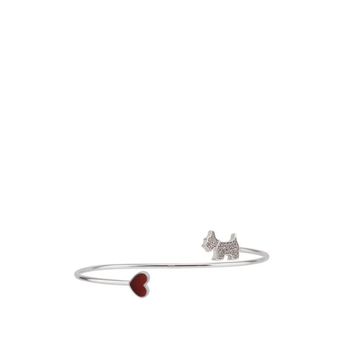 Scottie Heart BraceletScottie Heart銀手環