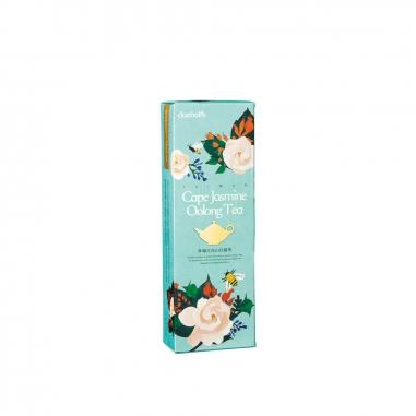品香品香 黃梔花高山烏龍茶