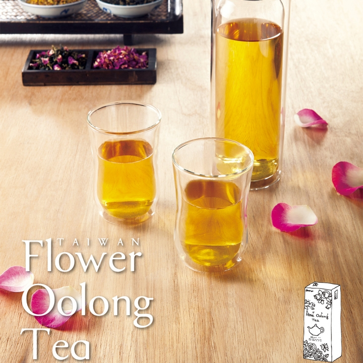 黃梔花高山烏龍茶