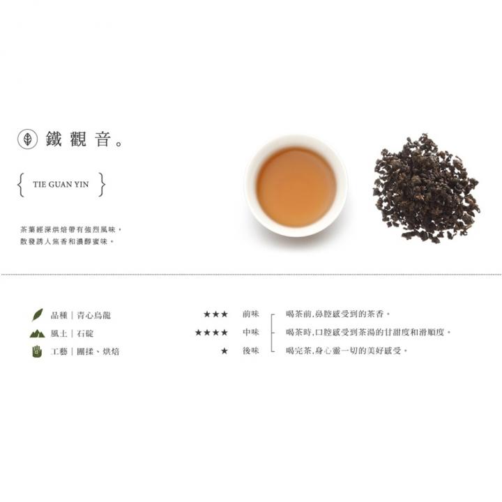 鐵觀音-原葉袋茶隨行包