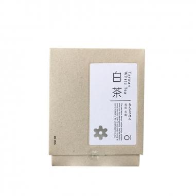 百二歲百二歲 掛耳式台灣白茶