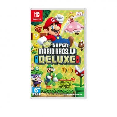 Nintendo任天堂 任天堂Switch-超級瑪利兄弟U 豪華中文版