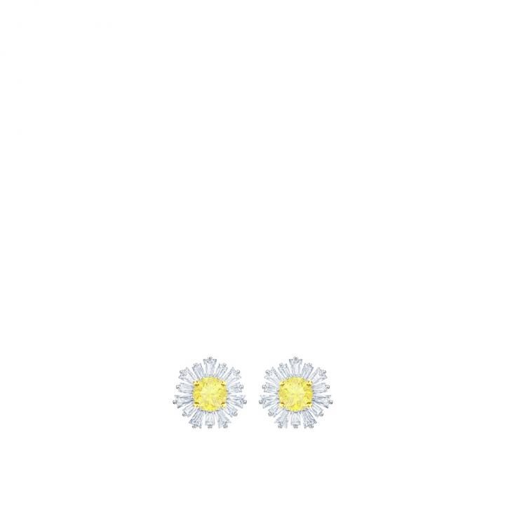 SUNSHINE:PE STUD CZWH/RHSSUNSHINE 穿孔耳環
