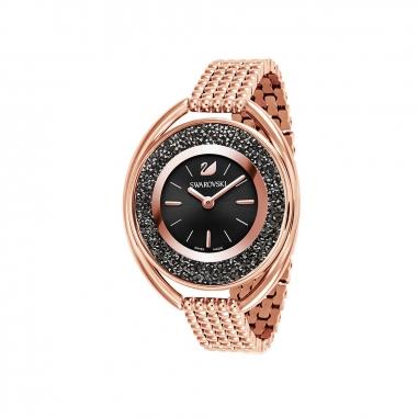 Swarovski施華洛世奇 CRYSTALLINE OVAL手錶