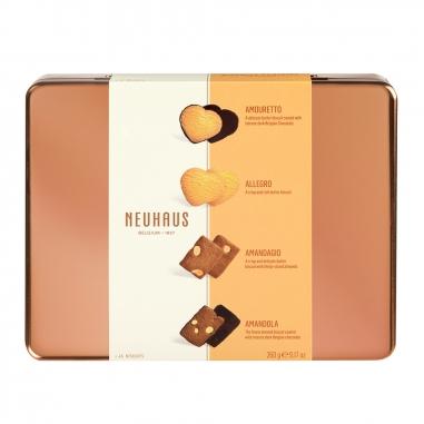 Neuhaus諾好事 綜合巧克力餅乾禮盒