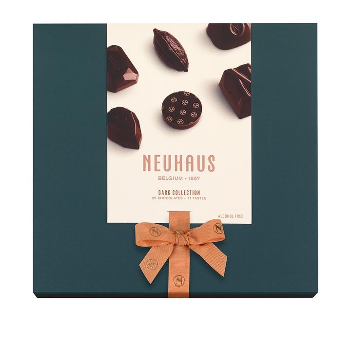 NEUHAUS Collection Dark精選黑巧克力禮盒