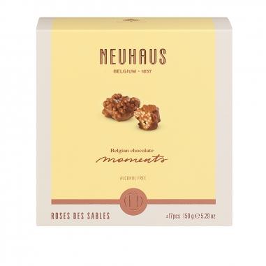 Neuhaus紐豪斯 比利時玫瑰脆果巧克力