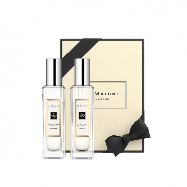 Jo Malone LondonJo Malone London 古龍水系列兩件特惠組-英國梨與小蒼蘭和牡丹與胭紅麂絨