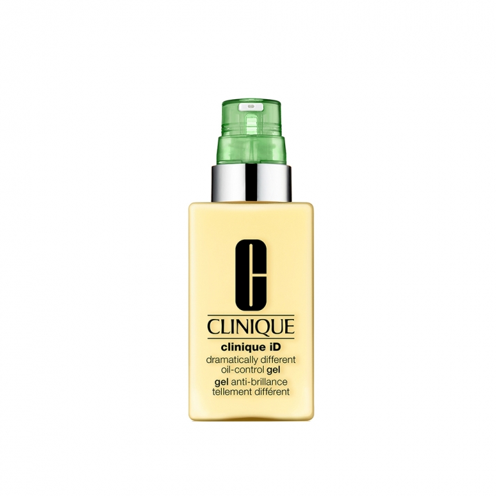 Dramatically Different™ Oil-Control Gel + Active Cartridge Concentrate for Delicate Skin舒緩修護iD平衡修護奇蹟凝膠