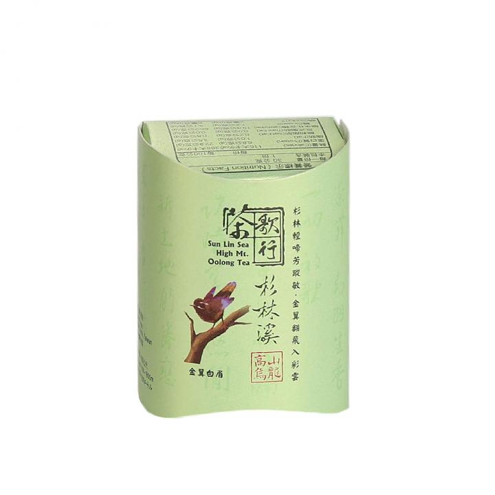 格子茶 杉林溪高山茶