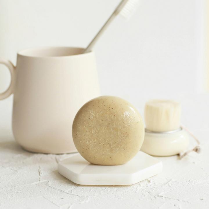 Lavender Soap溫泉絲瓜薰衣草皂