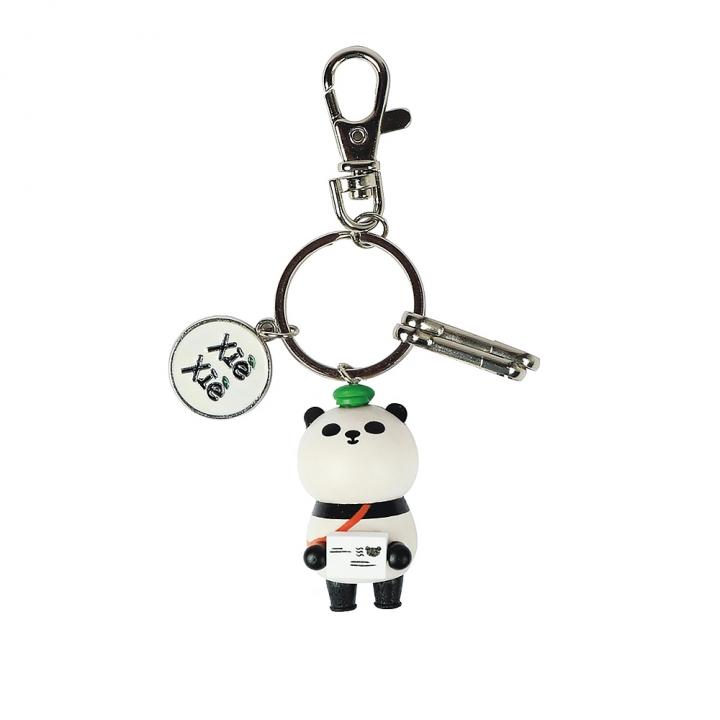 Key Ring Panda postman熊貓鎖圈 郵差熊貓