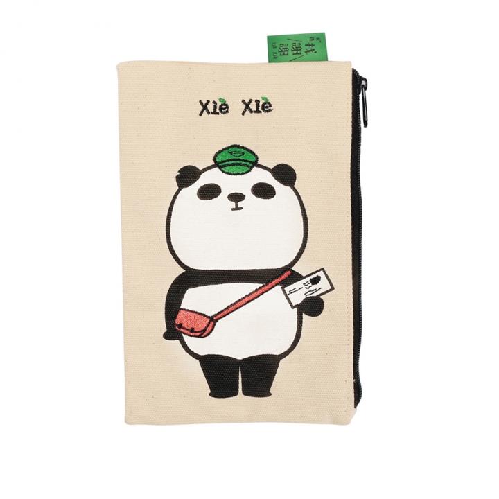 Pencil Case Panda postman熊貓筆袋 郵差熊貓