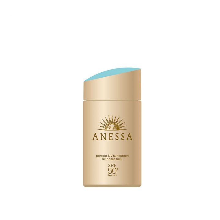 ANESSA PERFECT UV SUNSCREEN SKINCARE MILK安耐曬 金鑽高效防曬露