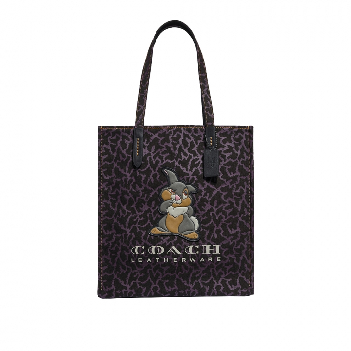 DISNEY X COACH THUMPER TOTEDISNEY X COACH帆布托特包