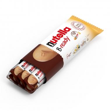 Nutella能多益 榛果巧克力威化餅乾