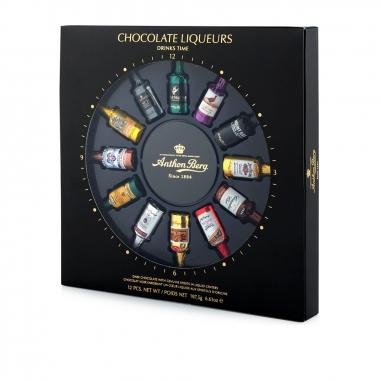 Anthon Berg恩格 迷你酒糖巧克力禮盒